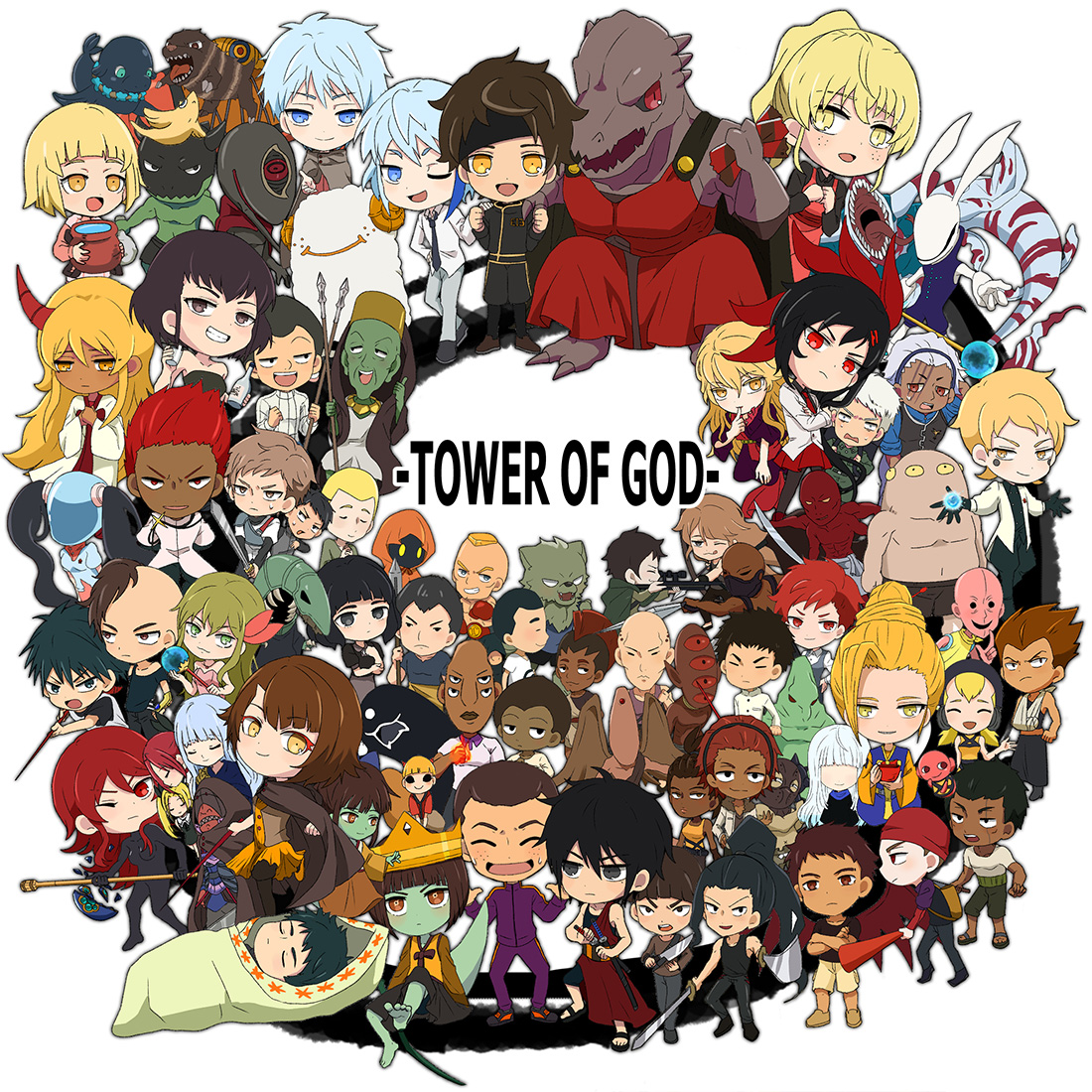 Special Tvアニメ 神之塔 Tower Of God